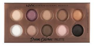 Nyx Dream Catcher Palette Swatches Beauteous NYX Dream Catcher Palette Reviews