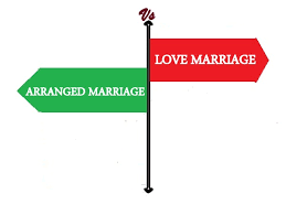 love marriage vs arranged marriage every individual wants to have a perfect match but the criteria for choosing the partner is different in love marriages individuals prefer to choose