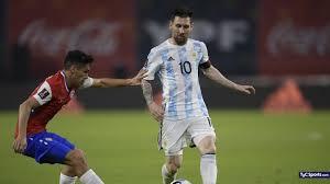 Selección Argentina vs. Chile: resumen, goles, polémicas y más - TyC Sports