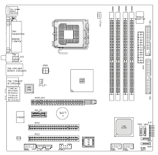 ukt support advent t9208 pc motherboard diagram