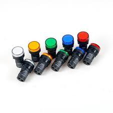 Led Pilot Light 240v 240v 22mm Pilot Led Lights