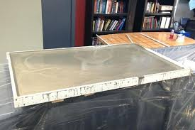 pour concrete countertops concrete diy concrete countertop sink forms