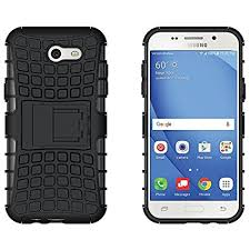 samsung j5 2017. galaxy j5 2017 cover, samsung galaxy cover stylish heavy duty hard back armor shock proof case with stand feature by accessories samsung u