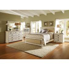 california king bed. Willow White 6 Piece California King Bed Bedroom Set