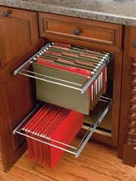 convert a cabinet to a file drawer