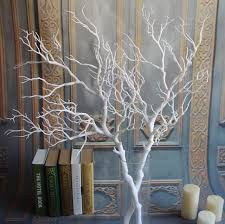 1PCS Artificial Black White Tree Branches Plastic Coral Artificial Flowers  for Home Wedding Decorative Dried Tree