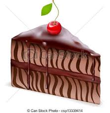 german chocolate cake clipart. German Chocolate Cake Clipart Intended