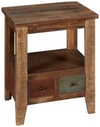 International Furniture Direct Antique Multicolor International