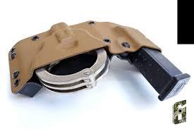 Magazine And Handcuff Holder MAGAZINE HANDCUFF CARRIER COMBO 2
