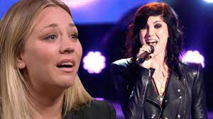 BRIANA CUOCO 'THE VOICE' AUDITION SINGS LADY GAGA! 5x03 VOICE CAP - YouTube