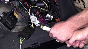 installation of a trailer wiring harness on a 2010 audi q5 installation of a trailer wiring harness on a 2010 audi q5 etrailer com