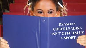 cheerleading isn t a sport and what it means for cheerleaders  cheerleading isn t a sport and what it means for cheerleaders