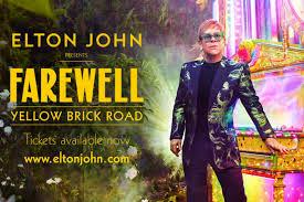 Elton John Extends Tour Dates Into 2020 Ticket Presale Code