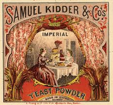 Vintage Food Labels Big Business Kidder Labels An Aas Online Exhibition