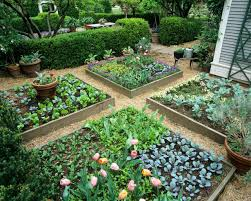 Ornamental Kitchen Garden Intensive Gardening Is Defined By Making The Best Most Efficient
