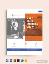 How To Make A Business Flyer 30 Business Corporate Flyer Examples Word Psd Ai Examples