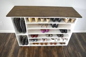 How To Make A Shoe Rack Stylish Diy Shoe Rack Perfect For Any Room