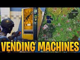 Snapchat Vending Machine Locations Best LEGENDARY VENDING MACHINE LOCATIONS NEW GAME MODE Fortnite Battle