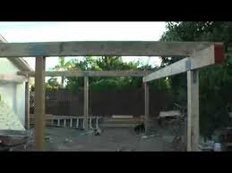 free standing patio cover diy.  Diy And Free Standing Patio Cover Diy N