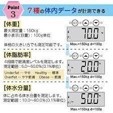 体 脂肪 率 測り 方