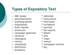 Different Types Of Expository Essays Custom Assignment Writing Biaq Types Of Expository Essay Business