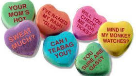 valentine valentines day candy hearts personalized sweetheart