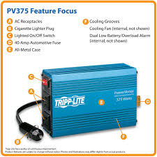 375w powerverter ultra compact car inverter 2 outlets pv375 share a link