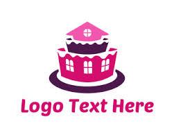 House Cake Logo Brandcrowd Logo Maker