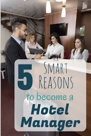 How To Get Into Management Pin On Hotel Career