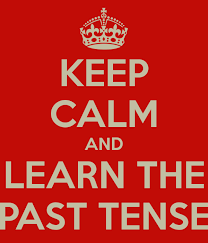 Image result for past tense