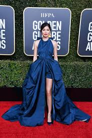 I actually just recently saw her in fresh meat, which was a pleasant surprise after i watched the series on a recommendation for older shows i should see on netflix. Crazy Rich Asians Star Gemma Chan Had A Knockout Look At The Golden Globes Huffpost Canada Style