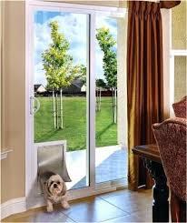 dog door for slider benefits of sliding patio doors with pet doors in chino hills doggie