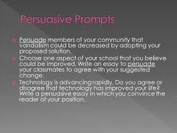 writing lesson overview ppt  22 persuasive