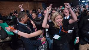 Canada gay marriage parties that support