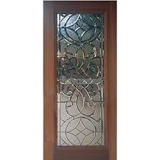 Decorative Door Designs Taiwan French door entrance entry door leaded glass beveled 96