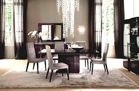 round extending dining table dark wood tables