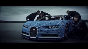 If that model is beyond your budget, lego has come up with the next best thing: First Ever Life Size And Drivable Lego Technic Bugatti Chiron On The Road