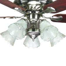 ceiling fan light shades glass fresh ideas for fans blade 5 lights shade modern with amber