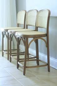 Surprising Cane Bar Stools Au Nz Wicker Target Curved Back Counter