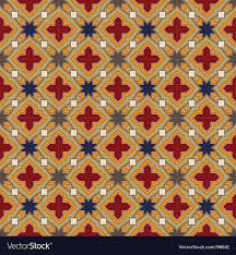 Medieval Patterns Magnificent Medieval Pattern Royalty Free Vector Image VectorStock