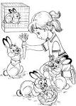 Раскраски о добрых делах для детей
