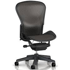 Aeron Office Chair Size Chart Herman Miller Aeron Chair Size B Or C No Arms Executive Office Chair