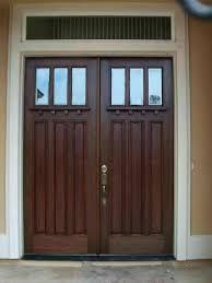 craftsman double front door. Simple Door 6 Lite Front Door Craftsman Double Fresh At Wood    With Craftsman Double Front Door O