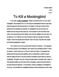 high school essay on to kill a mockingbird to kill a mockingbird essay to kill a mockingbird the finch family