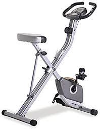 Exerpeutic Folding Magnetic Upright Exercise Bike ... - Amazon.com