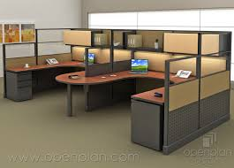 Image Workplace Be Productive With Office Cubicles Virginia Maryland Washington Dc Everblock Office Cubicles Virginia Maryland Dc Office Cubicle Systems