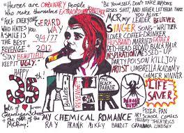 Hero Quotes Delectable Gerard Way Hero Quote Quotes