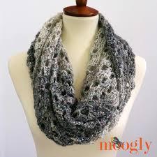Free Infinity Scarf Crochet Pattern Impressive Opal Arrows Infinity Scarf Free Crochet Pattern On Moogly
