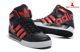 adidas shoes high tops for men. red and black adidas hightops shoes high tops for men a