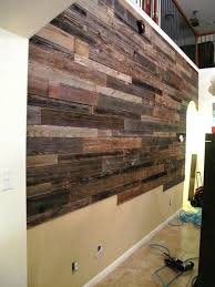 reclaimed wood wall these guys used reclaimed wood to make a beautiful accent wall reclaimed wood reclaimed wood wall